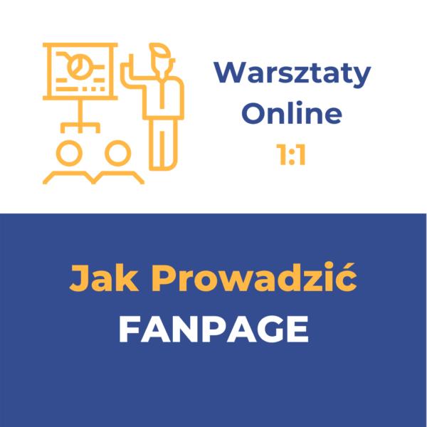 Fanpage dla zaawansowanych