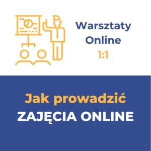 Konsultacje / korepetycje / zajęcia – idź z duchem czasu i zrób je online